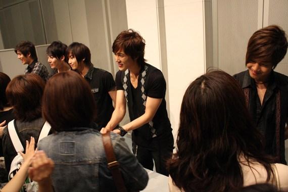 SS501 in日本東京握手會 @GINA環球旅行生活
