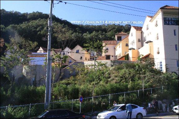 【韓國小法國村】韓國自由行小插曲|2010年我在쁘띠 프랑스搭便車遊記 @GINA環球旅行生活|不會韓文也可以去韓國