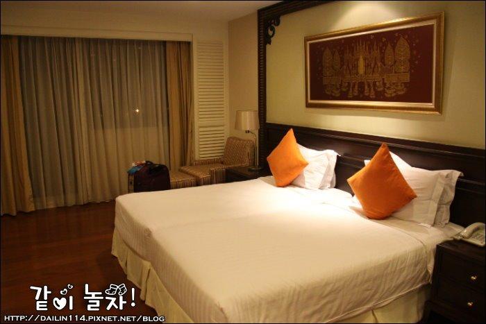 泰國曼谷》泰享受之Centre Point Silom 商務飯店 整體環境 + Room Service介紹 @Gina Lin
