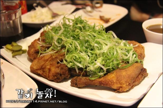 【台北師大夜市美食】台灣也吃的到韓國炸雞了!치킨인복(師大店家已搬遷) @GINA LIN