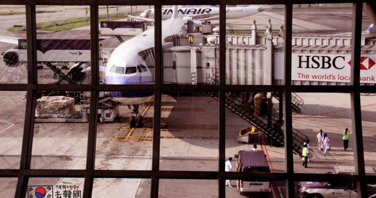泰國曼谷》令人難忘的泰國蘇凡納布機場(Suvarnabhumi Airport) @Gina Lin
