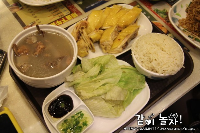 【香港北角站】翠河茶餐廳|海南雞飯、公仔麵、炒飯 @GINA環球旅行生活