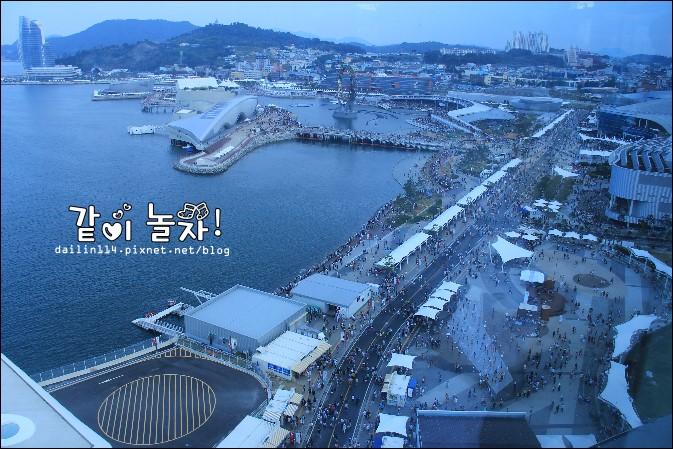 【全羅南道景點】麗水白色巨豎琴大樓|衝衝忙忙之背包客旅行 @GINA環球旅行生活|不會韓文也可以去韓國 🇹🇼