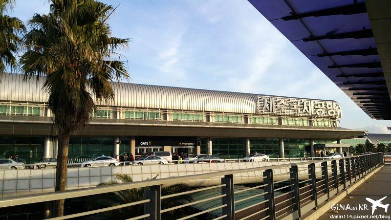 【濟州島國際機場】出入境、交通解析|退稅、 自由行|租借手機Wi-Fi介紹 @GINA環球旅行生活