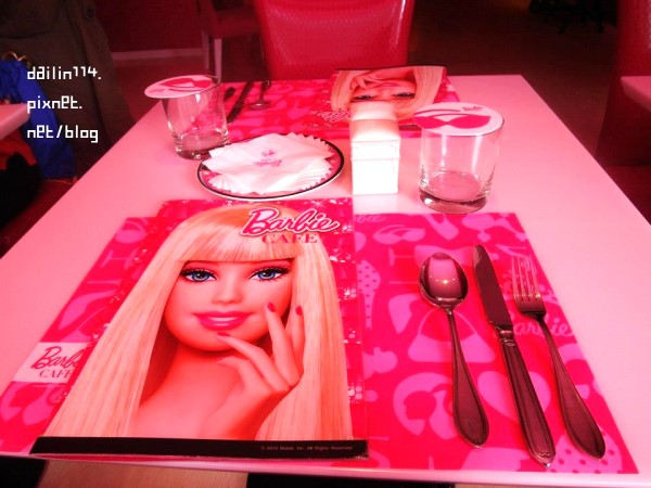 【台北東區下午茶】忠孝敦化之超夢幻芭比娃娃主題餐廳Barbie cafe @GINA環球旅行生活