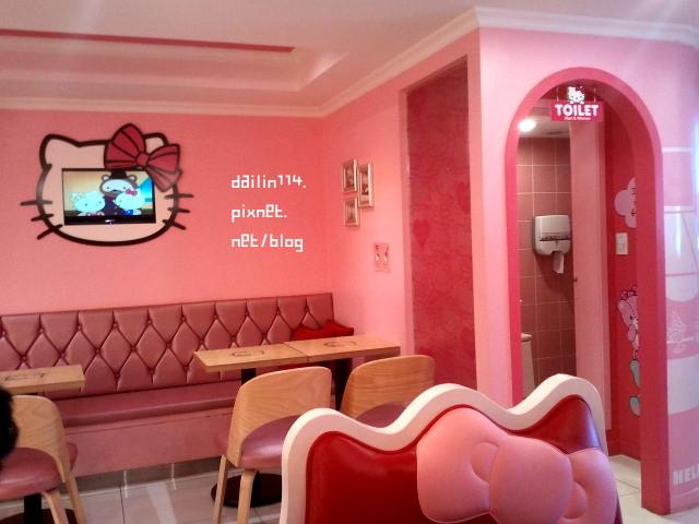 【首爾惠化站】大學路hello kitty cafe|首爾凱蒂貓主題咖啡廳(已停業) @GINA環球旅行生活|不會韓文也可以去韓國