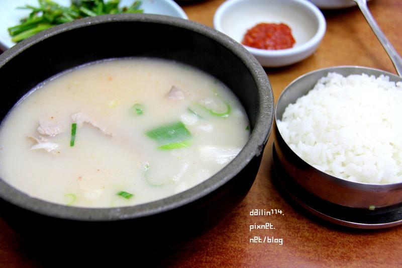 【2020雙胞胎豬肉湯飯】釜山必吃道地韓食|韓幣5000元美食| 釜山地鐵2號線大淵站附近 @GINA環球旅行生活|不會韓文也可以去韓國 🇹🇼