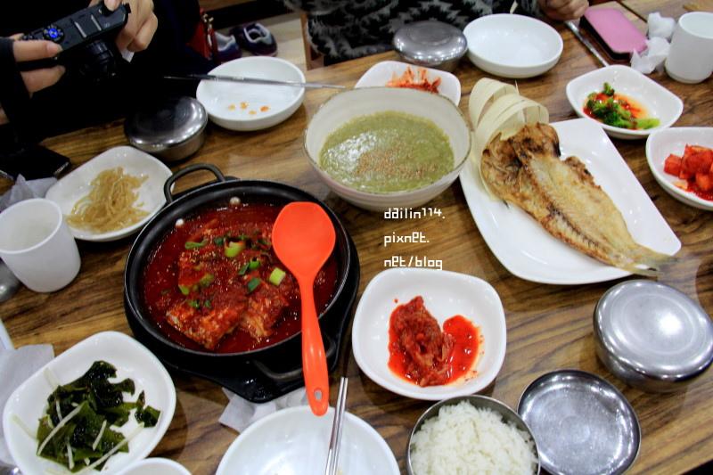 【濟州島美食】城山日出峰|附近餐廳 海鮮吃不停 @GINA環球旅行生活