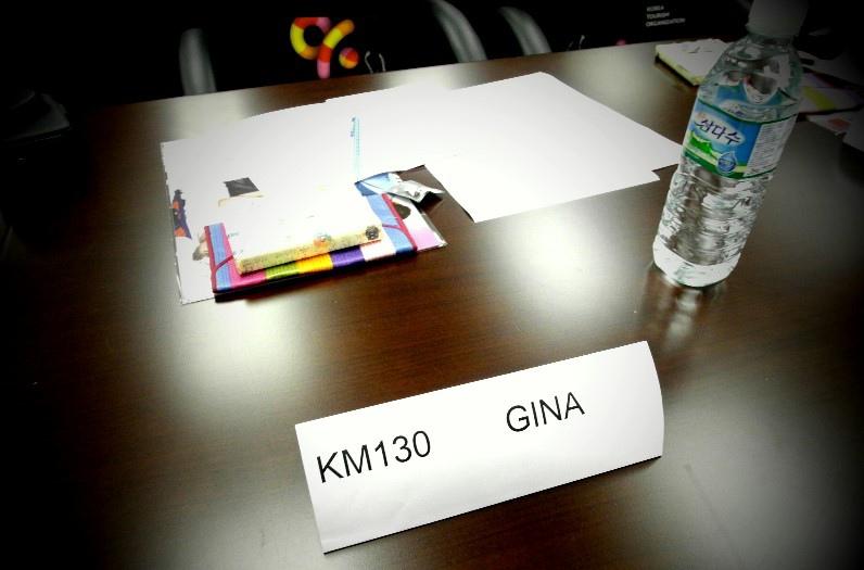 韓國觀光公社第一屆KOREA MESSENGER驥尾計劃得獎頒獎儀式 @GINA旅行生活開箱