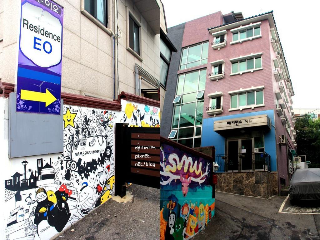 【首爾明洞住宿】Residence EO 레지던스 이오 @GINA環球旅行生活|不會韓文也可以去韓國 🇹🇼