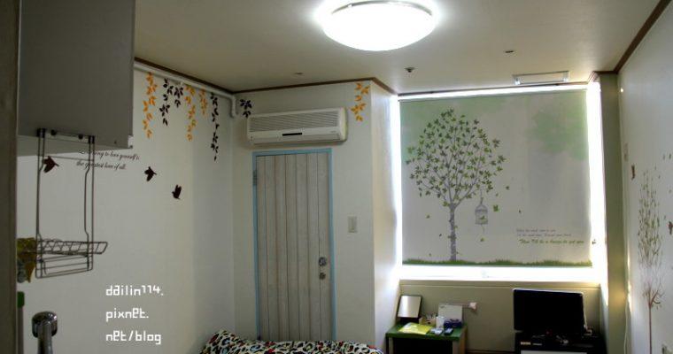 首爾住宿》東大門 吾家宅窩家庭式套房 靠近乙支路4街、東大門歷史文化公園站 @Gina Lin
