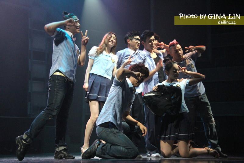 (已停演)韓國首爾表演秀 有愛共舞 愛舞動 사랑하면 춤을춰라 , 댄스컬 사춤 Sachoom @GINA旅行生活開箱
