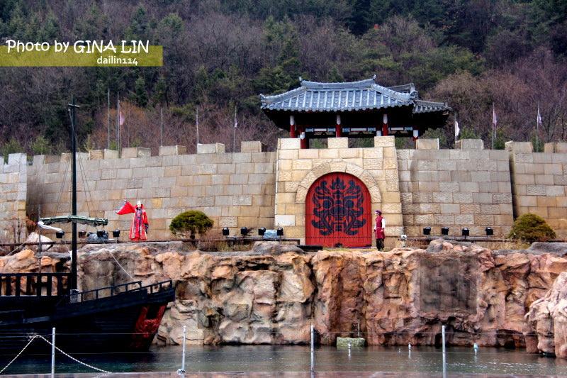 【慶州自由行】新羅千年公園|韓劇善德女王、花樣男子、韓國綜藝節目《2天1夜》外景場地 @Gina環球旅行生活