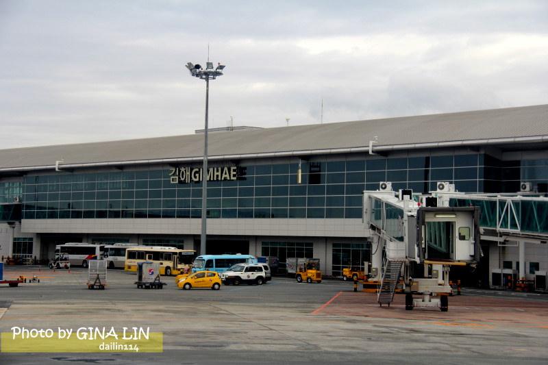 【金海國際機場】釜山入境指南|巴士、公車、機場快線、市區及對外交通介紹、慶州交通 @GINA環球旅行生活