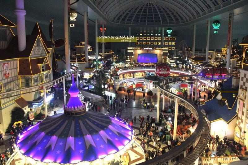 【韓國首爾樂天世界】LOTTE WORLD樂園|線上門票優惠|聖誕節攻略|首爾市區樂園|蠶室站,搭首爾地鐵就可以到! @GINA環球旅行生活|不會韓文也可以去韓國 🇹🇼