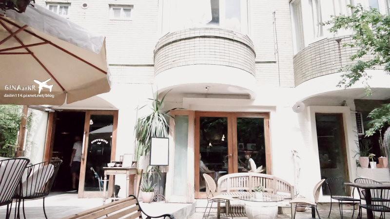 【東區下午茶】COSTUMICE CAFÉ|浪漫閒聊天下午茶店家|蜜糖吐司、冰滴咖啡 @GINA環球旅行生活|不會韓文也可以去韓國