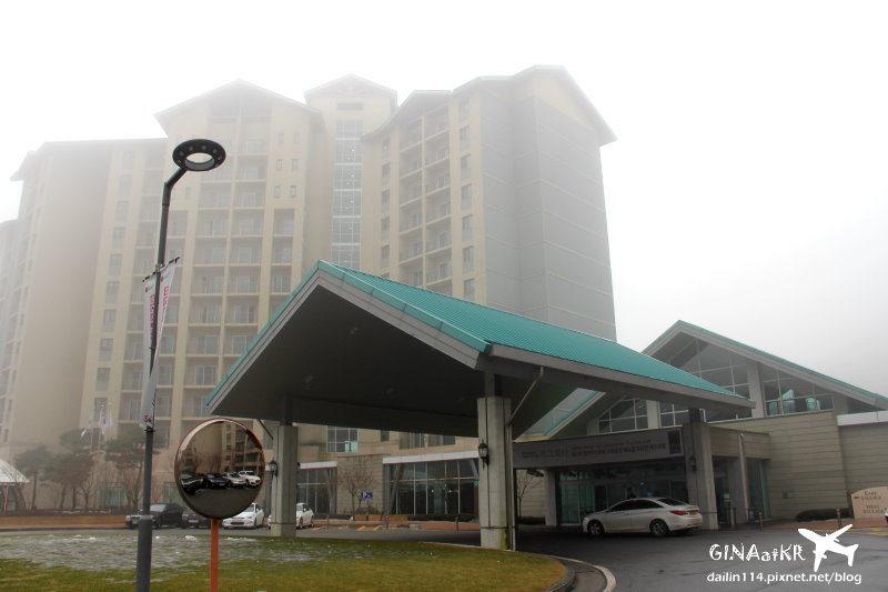 【京畿道-滑雪場渡假村】 昆池岩|Konjiam Resort|韓國LG集團|來去住滑雪場一晚吧!首爾近郊、 附交通方式 @GINA環球旅行生活|不會韓文也可以去韓國