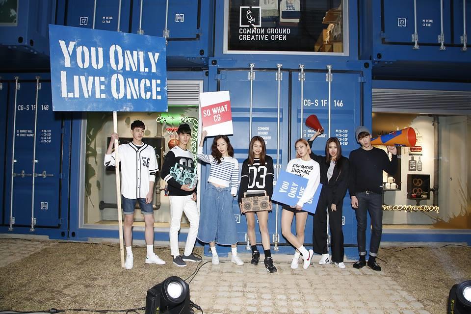 【首爾購物】COMMONGROUND|貨櫃屋商城(커먼그라운드)建大入口站 @GINA環球旅行生活