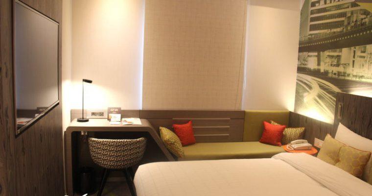 首爾江南區住宿》充滿設計感的 ibis Ambassador飯店 (ibis飯店/ibis호텔) 附有飯店桑拿/汗蒸幕簡介、近COEX Mall三成站、宣陵站 @Gina Lin