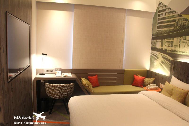 【首爾江南區住宿】 ibis Ambassador飯店|充滿設計感|附有飯店桑拿/汗蒸幕簡介、近COEX Mall三成站、宣陵站 @GINA環球旅行生活
