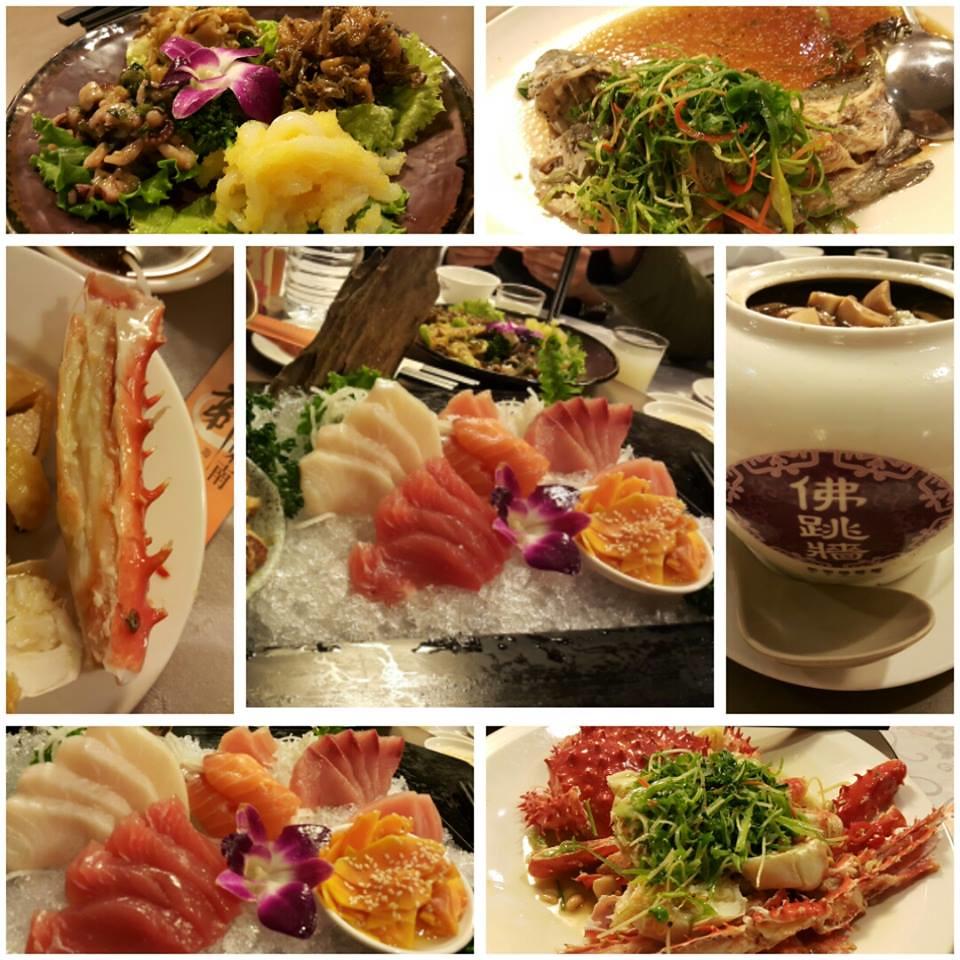 【台北市汀州路美食】新東南海鮮餐廳|聚餐合菜、海鮮料理餐廳 @GINA環球旅行生活|不會韓文也可以去韓國