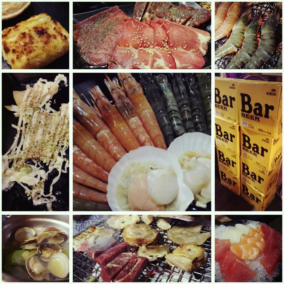【新北板橋美食】我最厲害燒烤|板橋烤肉店|附西門西門、市民大道分店地址 @GINA環球旅行生活