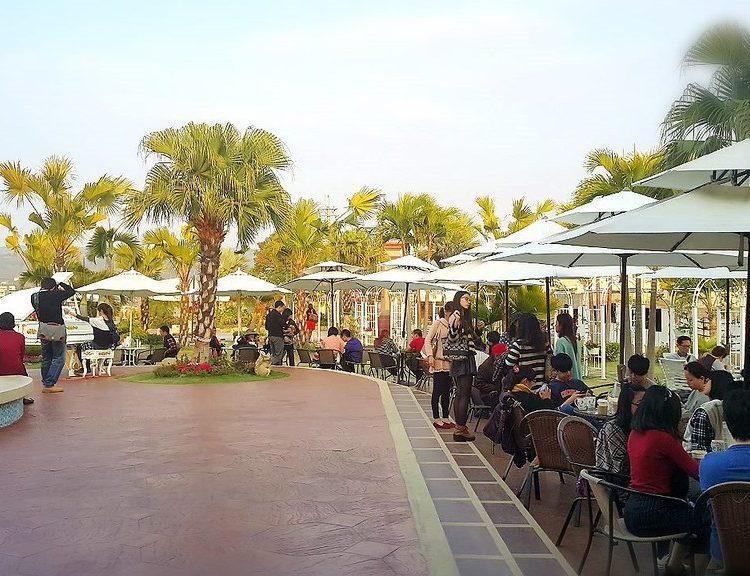 【彰化員林咖啡廳】大年初二 大村進昌烘培咖啡館 鄉村也有小歐州風情 @GINA旅行生活開箱
