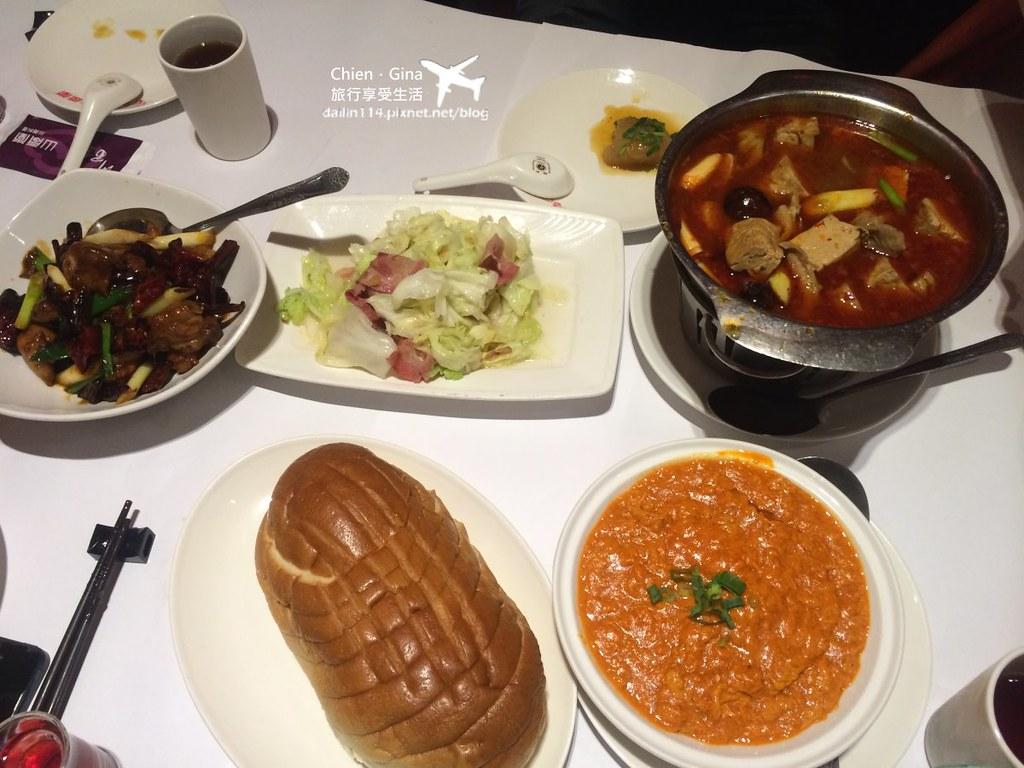 【新北中和美食】中和環球購物中心|川蜀食尚四川料理餐廳 @GINA環球旅行生活|不會韓文也可以去韓國 🇹🇼