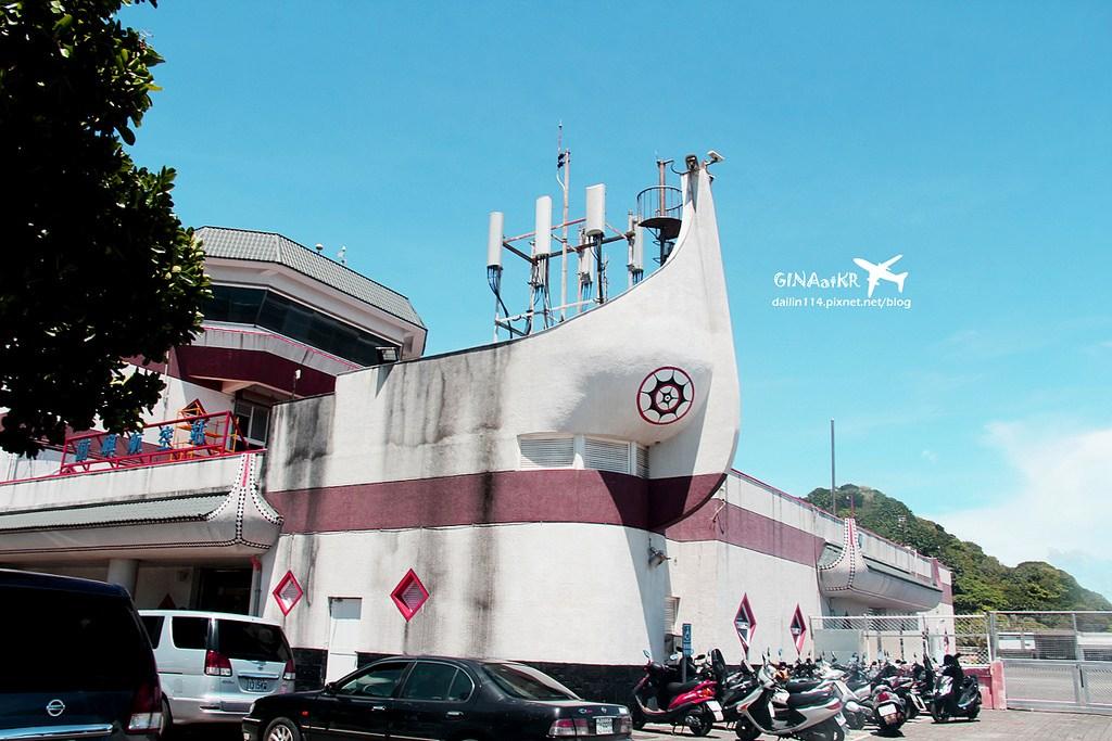 【蘭嶼遊記景點】台灣離島|蘭嶼航空站、看飛機 @GINA LIN