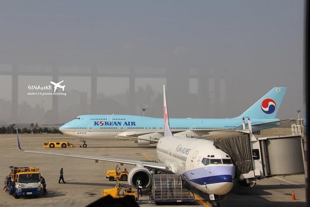 【2020金浦國際機場】到首爾交通攻略/出入境/退稅教學/台北松山直飛.離首爾市區只要35分鐘車程  @GINA LIN