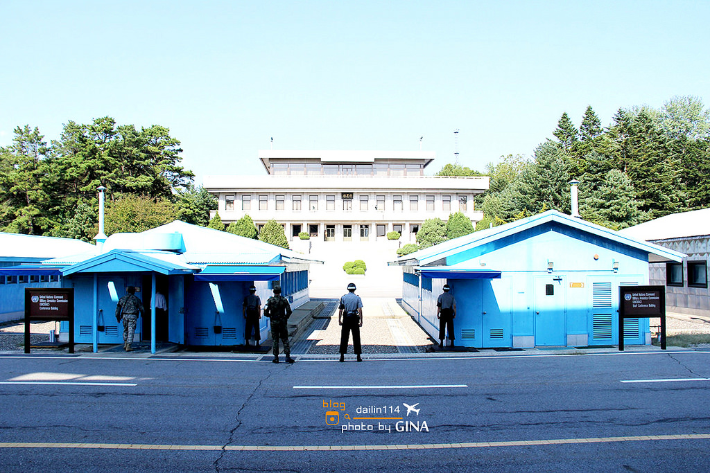 【2020板門店一日遊】DMZ非軍事區|南北38休戰線|非武裝地帶.JSA共同警備區.第三隧道 @GINA環球旅行生活|不會韓文也可以去韓國