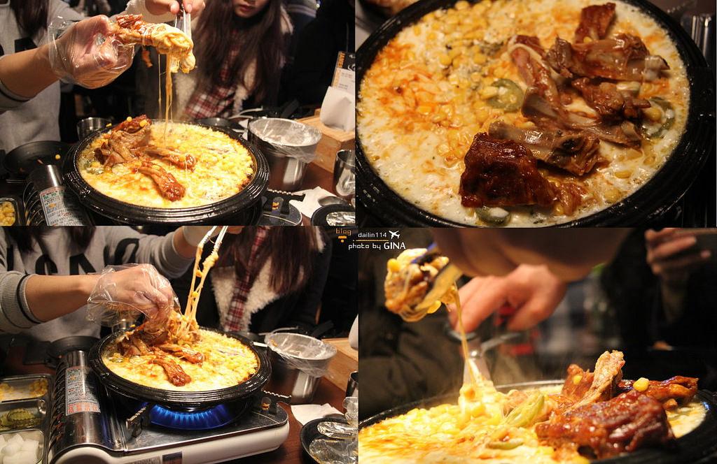 【明洞美食】詹姆士起司豬肋排(제임스치즈등갈비 명동점)店家有中文菜單、近明洞及乙支路口站(附交通方式) @GINA環球旅行生活|不會韓文也可以去韓國