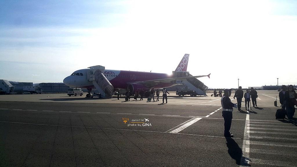 【關西空港攻略】機場第二航廈|樂桃航空搭乘遊記|到大阪市區交通|背包客之旅 @GINA環球旅行生活