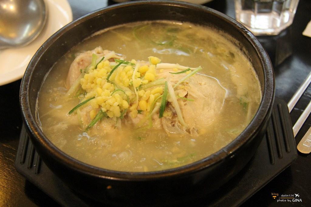 【釜山美食】江華綠豆蔘雞湯(서면 강화삼계탕)/ 人蔘雞湯(附西面站交通方式、地圖) @GINA環球旅行生活|不會韓文也可以去韓國 🇹🇼