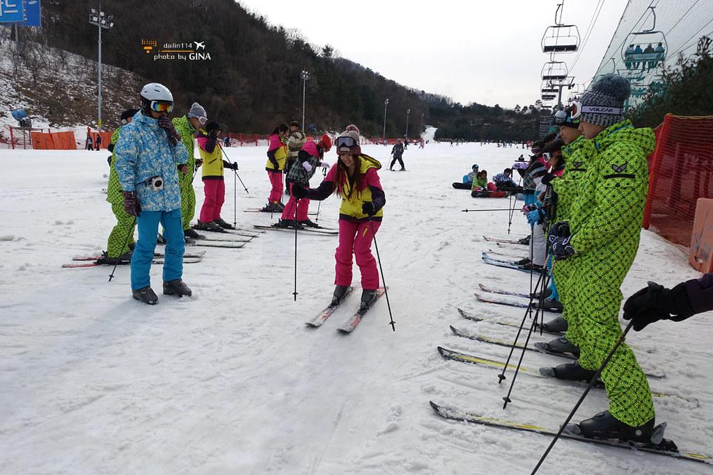 【洪川大明滑雪場】2020-2021韓國滑雪一日團.Vivaldi Park 維爾瓦第.有中文教練篇 SA Tour @GINA環球旅行生活|不會韓文也可以去韓國