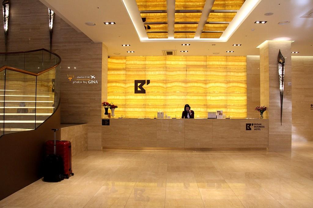 【釜山飯店】西面住宿商務飯店|Busan Business Hotel|住宿環境+交通介紹 @GINA環球旅行生活