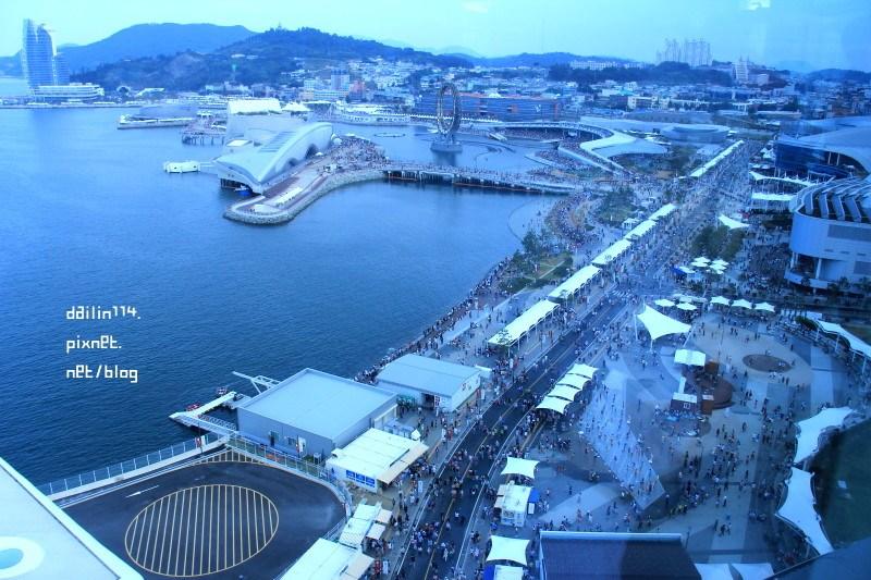 【我在韓國當沙發客的日子】 第一站麗水世博-여수EXPO @GINA LIN