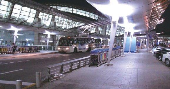 韓國仁川機場夜間巴士 往返首爾市區增班! @Gina Lin