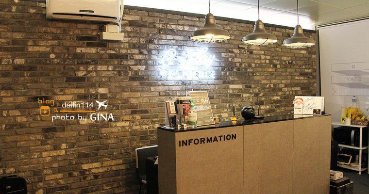 首爾住宿》南營站 G-Stay Residence (지스테이)酒店式公寓 獨立套房民宿 近首爾站、AREX機場快線、龍山站、明洞、東大站(介紹交通方式及周邊環境) @Gina Lin