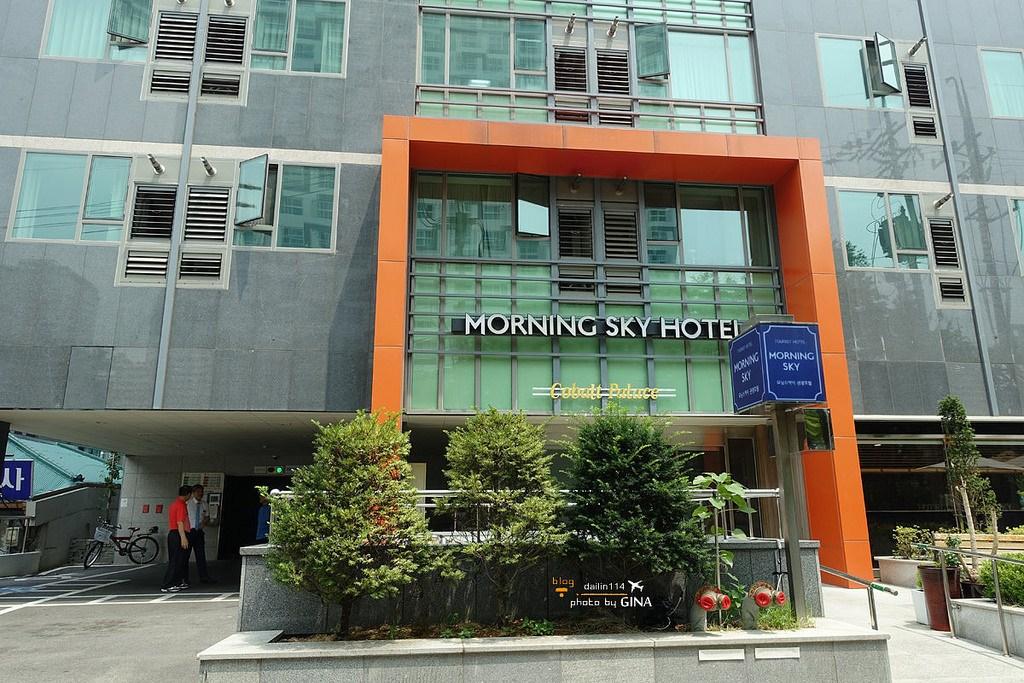 【首爾住宿】Expedia訂房|Morning Sky Hotel(晨天飯店)首爾中區| 靠近乙支路、忠武路、東大門歷史文化公園 @GINA環球旅行生活|不會韓文也可以去韓國 🇹🇼