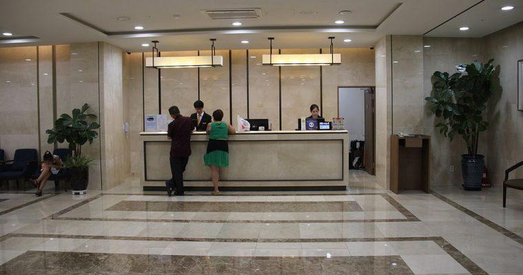 首爾住宿》Expedia訂房 首爾東大門 The Summit Hotel(首爾頂峰飯店)靠近東大門商圈、批貨區、東大門歷史文化公園站(附交通地圖+飯店前即可搭大韓航空巴士方便到機場) @Gina Lin