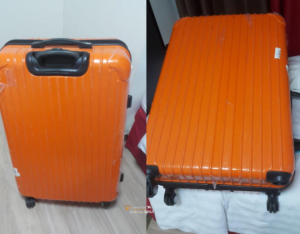 【韓國機場行李賠償】仁川、桃園機場被摔斷腳行李解決辦法|台灣、韓國首爾修行李經驗 @GINA環球旅行生活