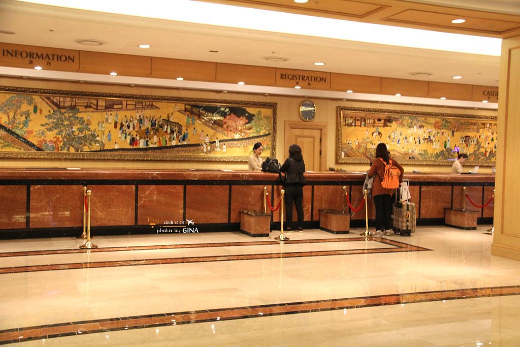 【釜山西面站飯店住宿】樂天飯店 Lotte Hotel Busan|百貨免稅店就在這!超豪華早餐buffet + CASINO賭場(半夜也可以換錢) @GINA環球旅行生活