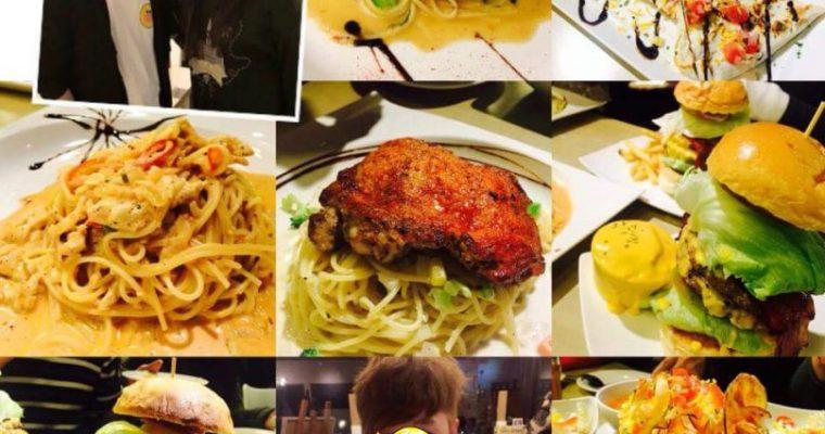 新北市板橋區》板橋美食 Dishes好盤美味廚房 美式餐廳 平價美食 (致理學院附近) @Gina Lin