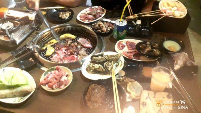 【新北板橋區美食】燒烤、烤肉店|久天日式炭燒|後站商圈|錢櫃斜對面、新聚點隔壁 @GINA環球旅行生活|不會韓文也可以去韓國