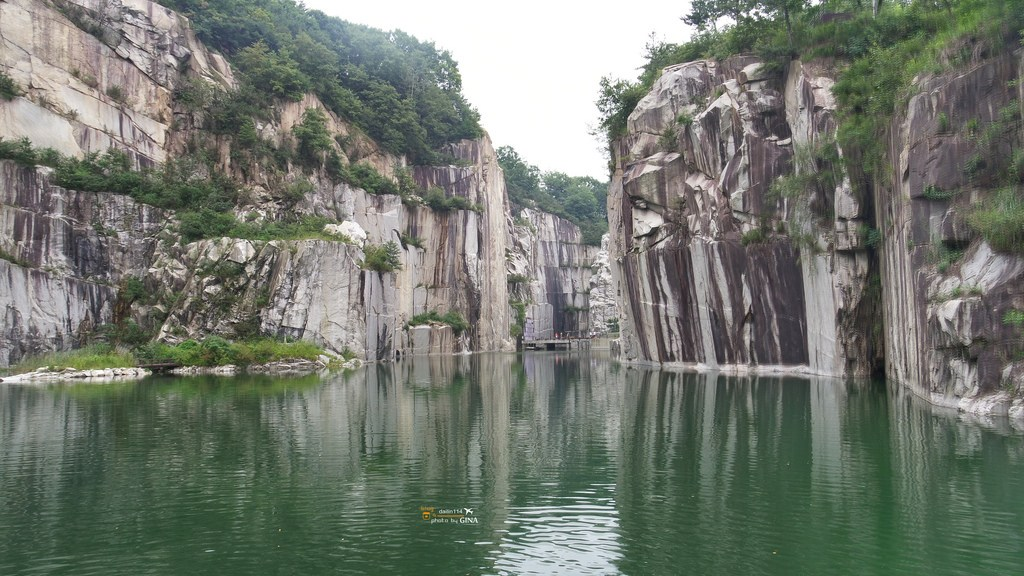 【京畿道景點】 抱川 Art Valley(포천아트밸리)首爾近郊|韓劇《藍色大海的傳說》《步步驚心麗》《你能聽見我的心嗎》拍攝地 @GINA環球旅行生活