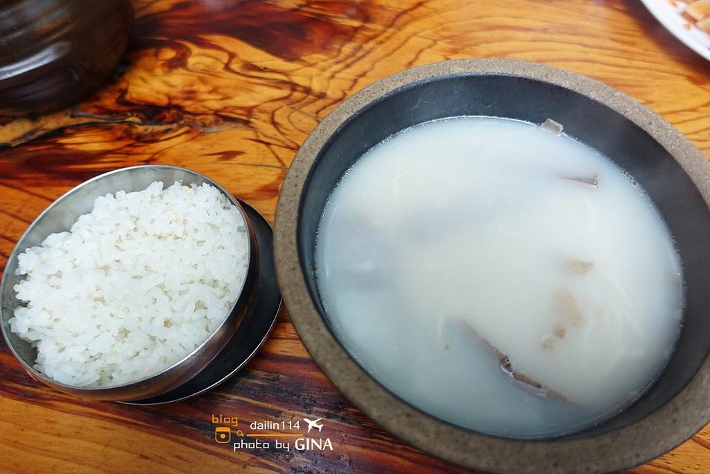 【東大門美食】首爾道地的韓國神仙雪濃湯| 一個人也可以吃|韓國前總統李明博也來過! @GINA環球旅行生活