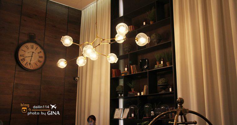 全州住宿》全州典雅工業設計風飯店推薦 The Classic hotel (더클래식호텔) @Gina Lin