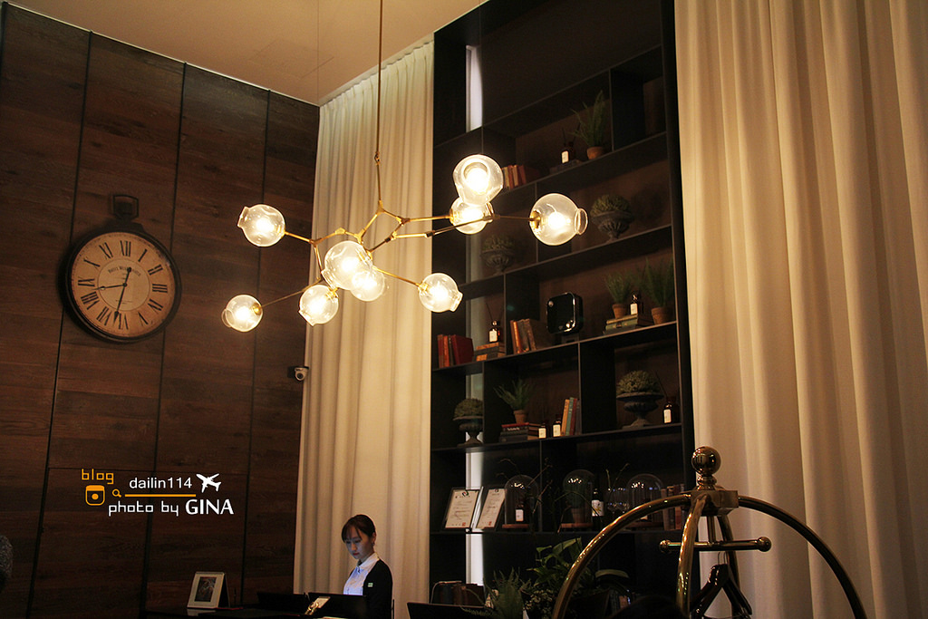 【全州住宿】 The Classic hotel |典雅工業設計風飯店推薦(더클래식호텔) @GINA環球旅行生活