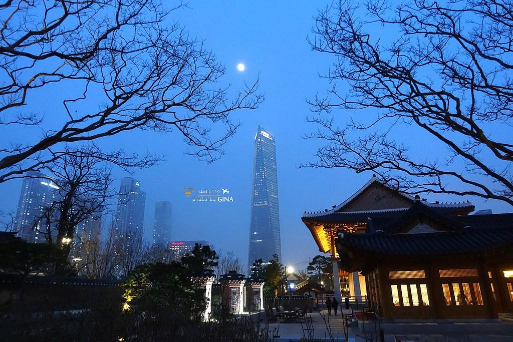 【仁川景點】松島中央公園|美麗松島夜景遊河|韓綜Running MAN、超人回來了拍攝外景(大韓民國萬歲.三胞胎的家) @GINA環球旅行生活|不會韓文也可以去韓國 🇹🇼